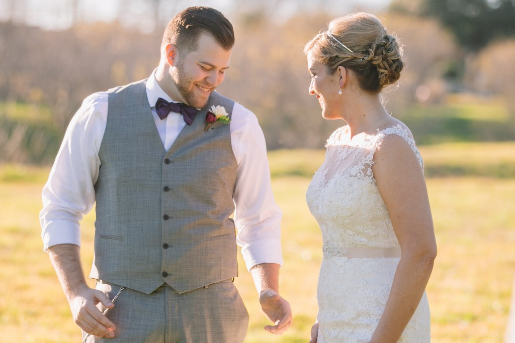 Brodie Homestead : Austin Wedding : Pink Parasol Designs and Coordinating